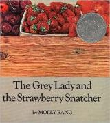 Grey Lady and the Strawberry Snatcher cover
