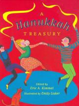 A Hanukkah Treasury cover