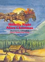 Hillbilly Night Afore Christmas cover