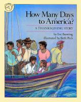 How Many Days to America? cover