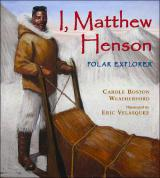 I, Matthew Henson cover