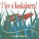I See A Kookaburra! cover