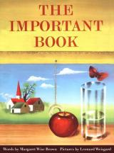 The Important Book cover