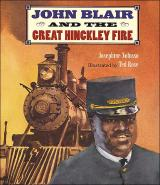 John Blair and the Great Hinckley Fire cover