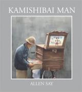 The Kamishibai Man cover