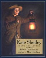 Kate Shelley Bound for Legend cover