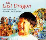The Last Dragon cover
