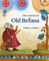 The Legend of Old Befana cover