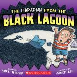 Librarian from the Black Lagoon cover