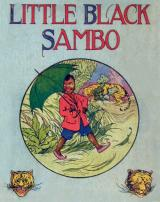 Little Black Sambo original cover