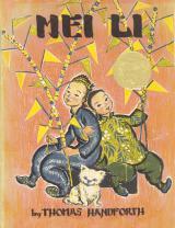 Mei Li cover