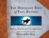 Midnight Ride of Paul Revere cover