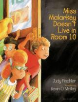 Miss Malarkey Doesn't Live in Room 10 cover