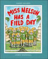 Miss Nelson Has a Field Day cover