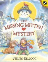 The Missing Mitten Mystery cover