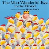 The Most Wonderful Egg in the World cover