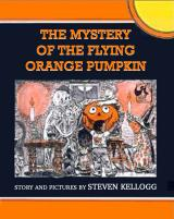 Mystery fo the Flying Orange Pumpkin cover
