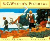 N.C. Wyeth's Pilgrims cover