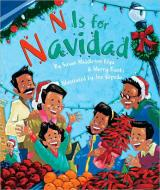 N is for Navidad cover