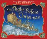 The Night Before Christmas cover