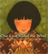 One Leaf Rides the Wind cover