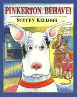Pinkerton, Behave! cover