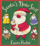 Santa's New Suit cover