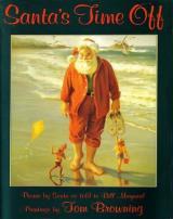 Santa's Time Off Poems by Santa cover
