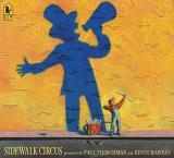 Sidewalk Circus book cover