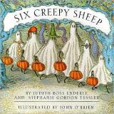 Six Creepy Sheep cover