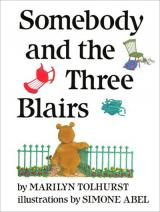 Somebody and the Three Blairs cover