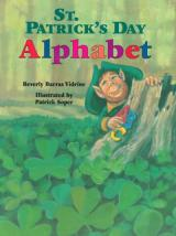 St Patrick's Day Alphabet cover