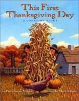 This First Thanksgiving Day cover