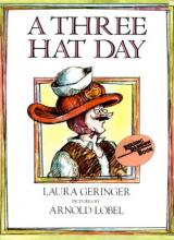 A Three Hat Day cover