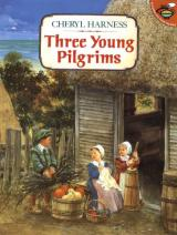 Three Young Pilgrims cover