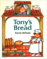 Tony's Bread cover