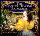 The Twelve Dancing Princesses; art by KY Craft