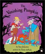 The Vanishing Pumpkin cover