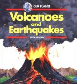 Volcanoes and Earthquakes cover