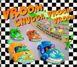 Vroom, Chugga, Vroom-Vroom cover