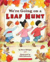 We're Going on a Leaf Hunt cover