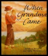 When Grandma Came cover
