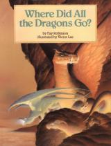 Where Did All the Dragons Go? cover