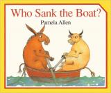 Who Sank the Boat? cover