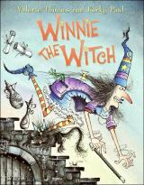 Winnie the Witch cover