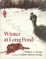 Winter at Long Pond cover