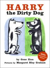 Harry the Dirty Dog cover