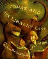 Tomás and the Library Lady cover