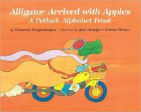 Alligator Arrived with Apples cover