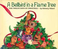 A Bellbird in a Flame Tree cover